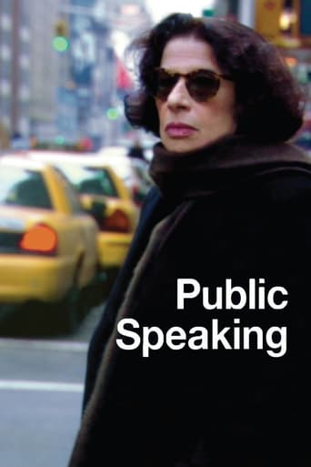 Poster of Public Speaking