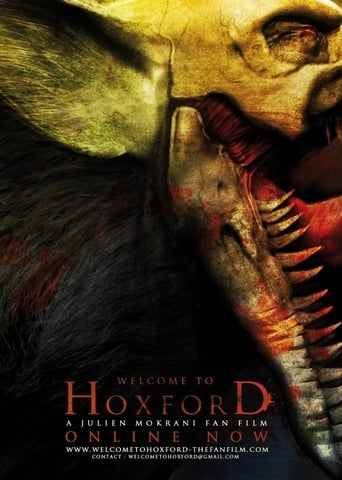 Poster of Welcome to Hoxford: The Fan Film