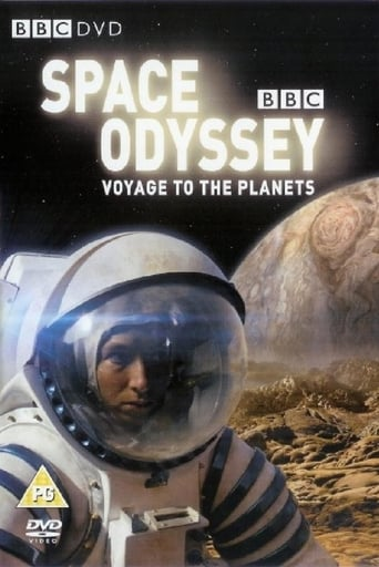 Poster of Space Odyssey: Voyage To The Planets