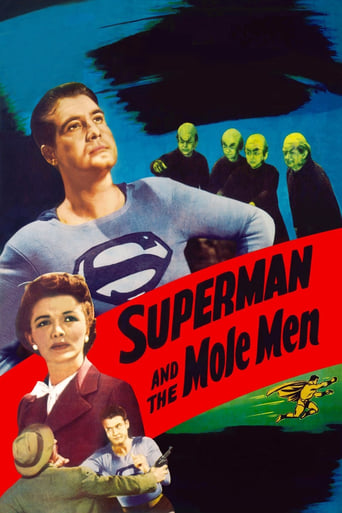 Poster of Superman and the Mole-Men