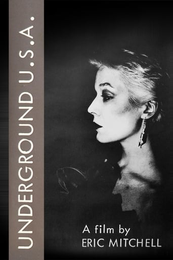 Poster of Underground U.S.A.