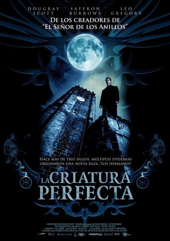 La criatura perfecta Perfect Creature