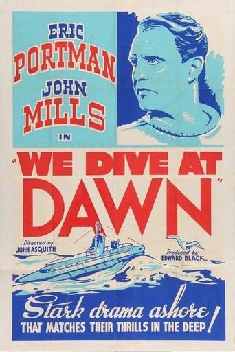 Poster of We Dive at Dawn