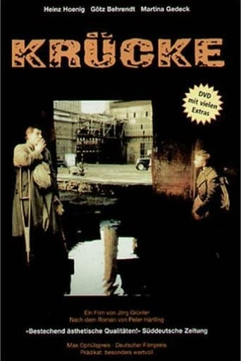 Poster of Krücke