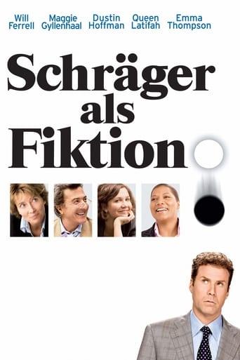 Filmplakat von Schräger als Fiktion