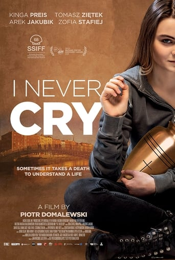 Poster of I Never Cry