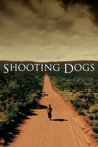 Poster of Disparando a perros (Shooting Dogs)