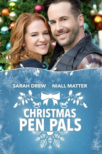 Poster of Christmas Pen Pals