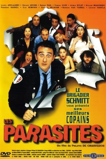 Poster of Les parasites