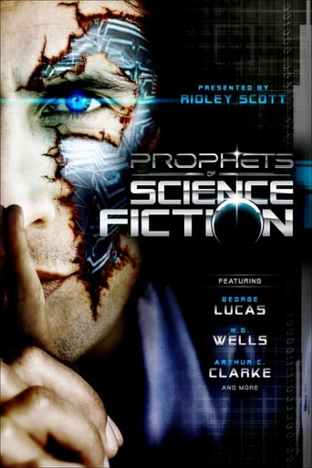Poster of Prophets of Science Fiction
