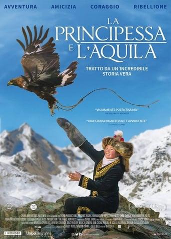 Poster of La principessa e l'aquila