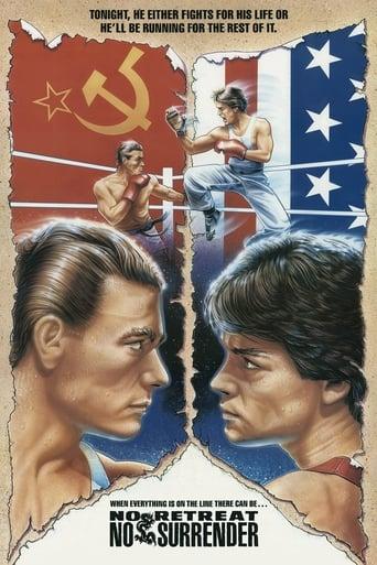 Poster of Nicio retragere, nicio predare