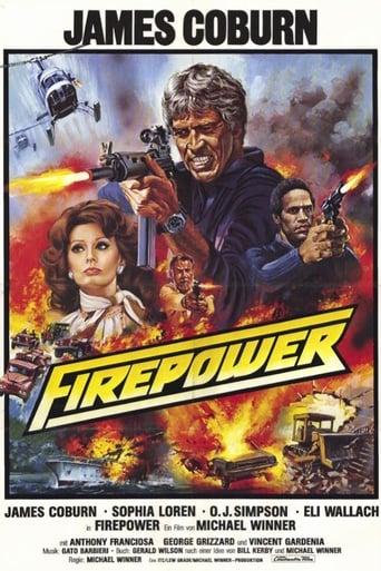 Poster of Firepower