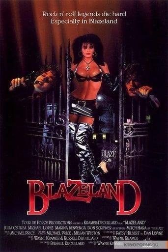 Poster of Blazeland