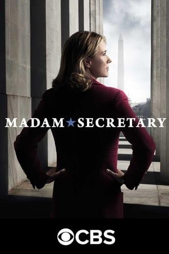 Ponia sekretorė / Madam Secretary (2016) 3 Sezonas EN