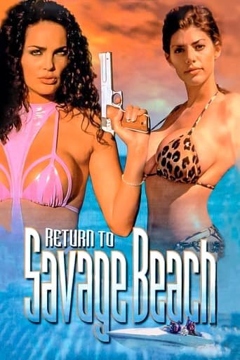 Poster of L.E.T.H.A.L. Ladies: Return to Savage Beach