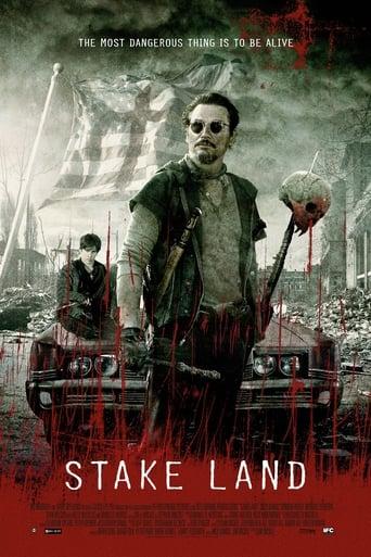 Poster of Stake Land