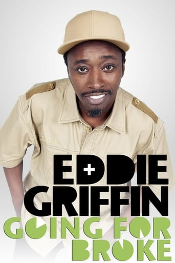 Poster of Eddie Griffin: Going For Broke