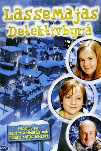 Poster of LasseMajas detektivbyrå