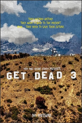 Poster of Get Dead 3: Hell? On Earth