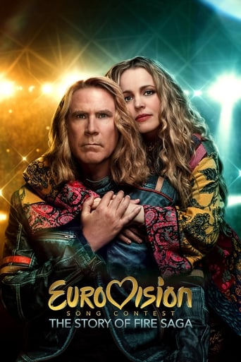 Poster of Eurovision Song Contest: The Story of Fire Saga
