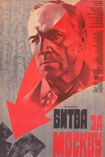 Poster of Battle for Moscow
