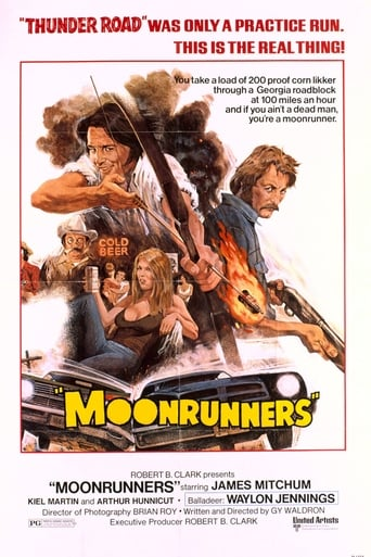 Poster of Moonrunners