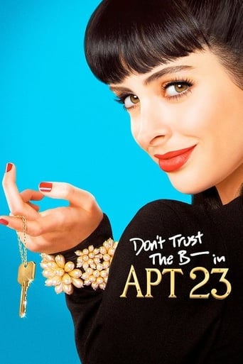 Poster of Don't Trust the B---- in Apartment 23