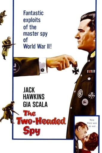Poster of The Two-Headed Spy