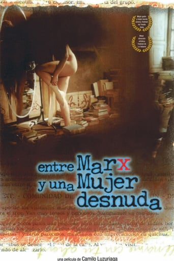 Poster of Between Marx and a Naked Woman