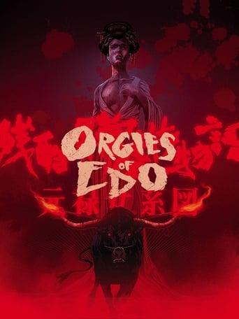 Poster of Orgies of Edo