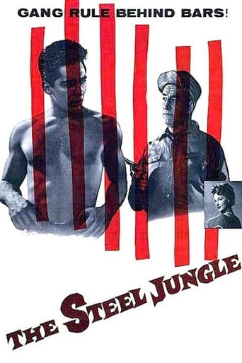 Poster of The Steel Jungle