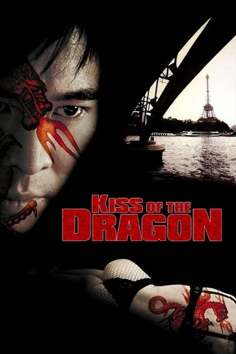Poster of Kiss of the Dragon