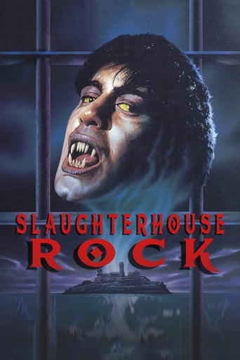 Poster of Slaughterhouse Rock