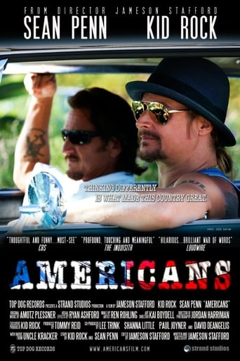 Poster of Americans