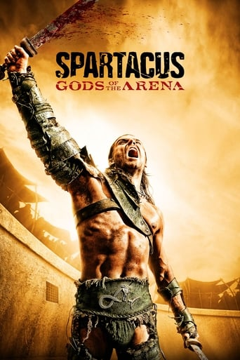 Poster of Spartacus - Gods of the Arena