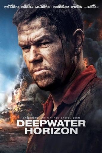 Filmplakat von Deepwater Horizon