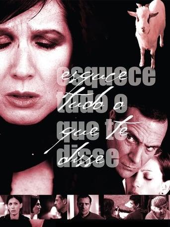 Poster of Esquece Tudo O Que Te Disse