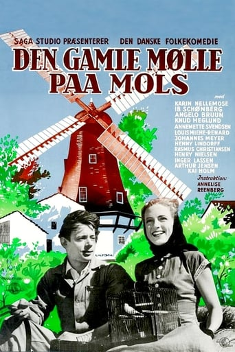 Poster of Den gamle mølle paa Mols