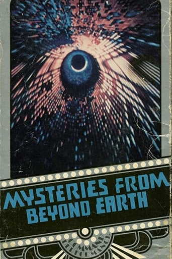 Poster of Mysteries From Beyond Earth
