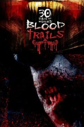 Poster of 30 Days of Night: Blood Trails