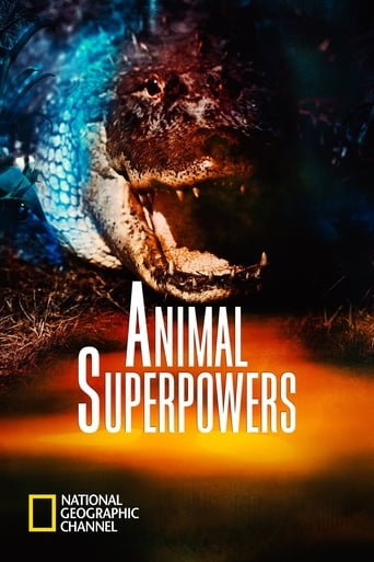 Poster of Animal Superpowers