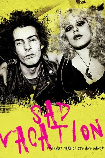 Poster of Sad Vacation: The Last Days of Sid and Nancy