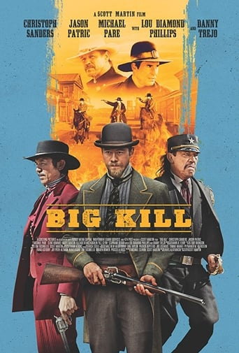 Poster of Big Kill