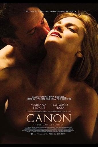 Poster of Canon (Fidelidad al límite)