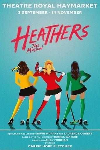 Poster of Heathers : The Musical