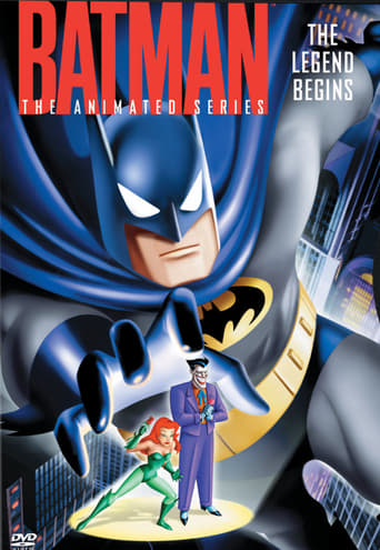 Batman: The Animated Series - The Legend Begins poster