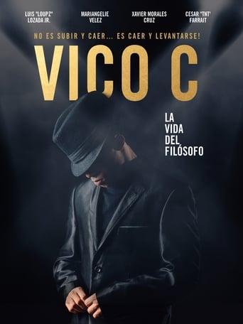 Poster of Vico C: The Life Of A Philosopher