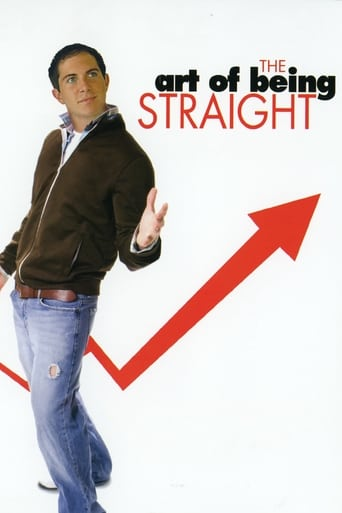 Poster of The Art of Being Straight