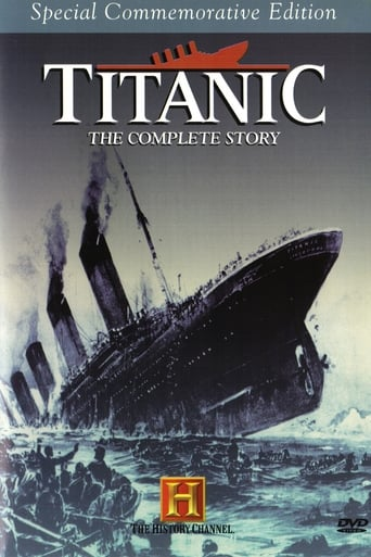 Titanic: The Complete Story Poster